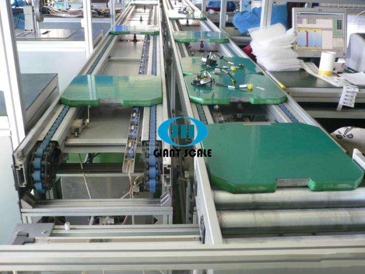 机械/制造行业生产线