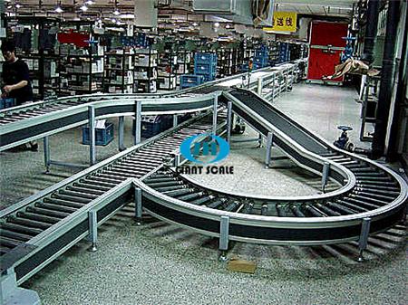 云南板链输送线